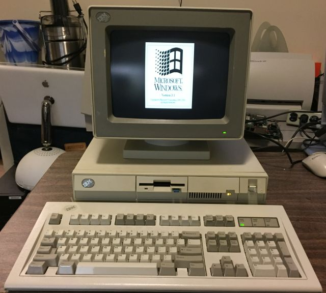IBM PS/2 Model 30 286