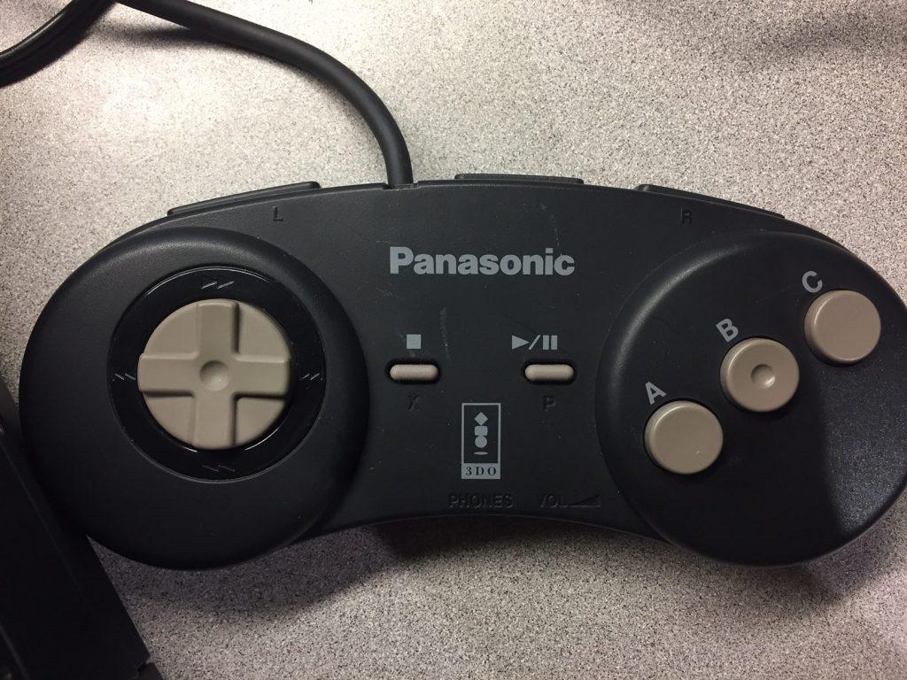 Panasonic 3DO Controller FZ-JP1X