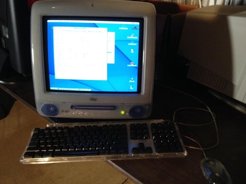 iMac G3/350
