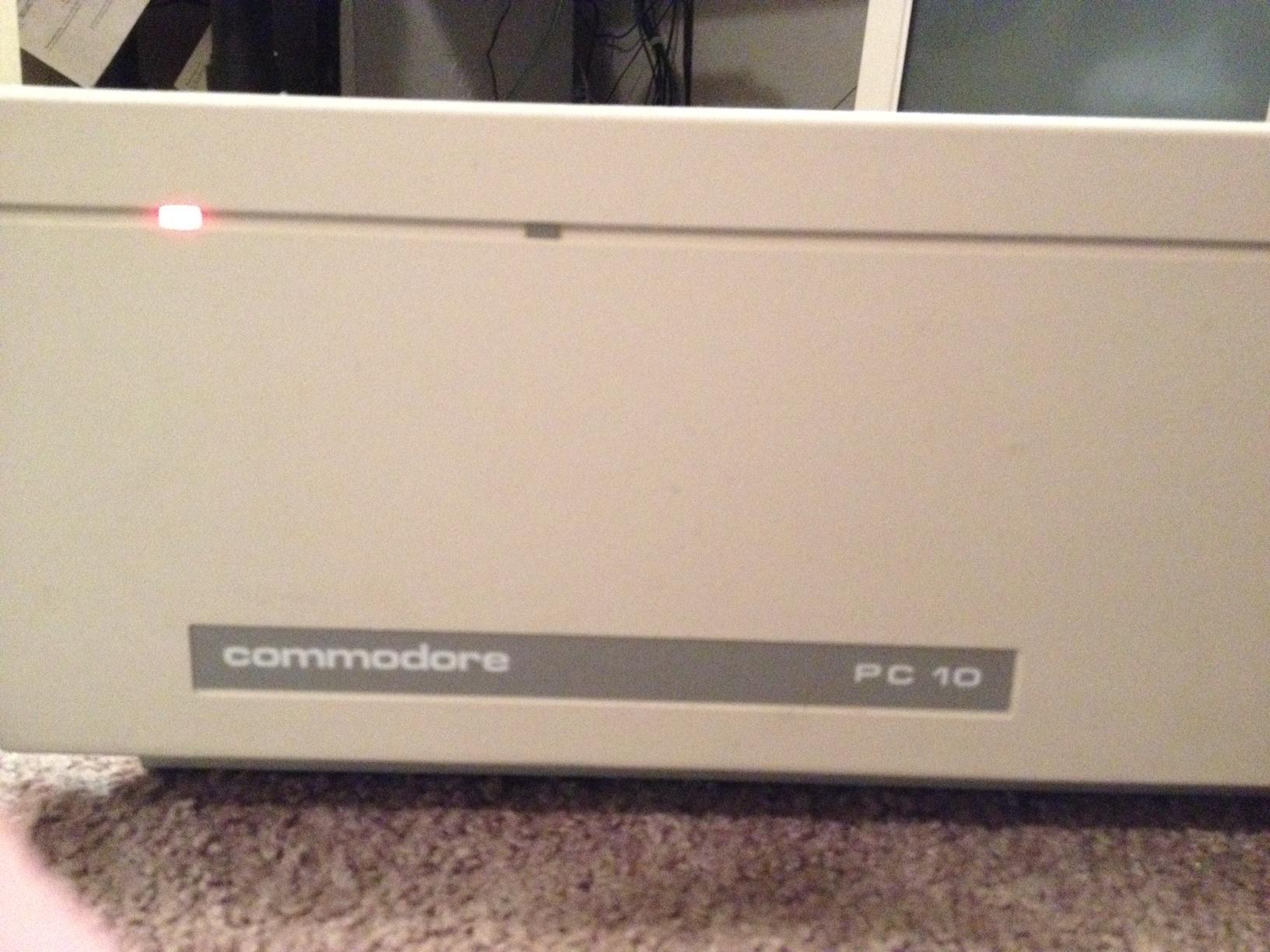 Commodore PC-10